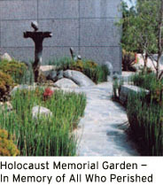 Community Holocaust Memorial & Garden